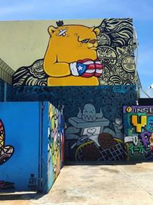 JC Rivera Mural San Juan
