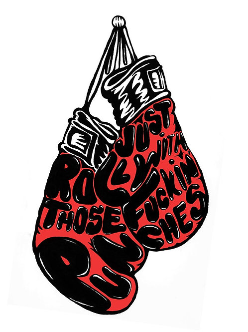 Roll  - Signed Artist  Limited Edition Print - JC Rivera