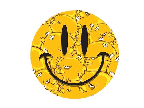 All Smiles - Signed Artist Print - JC Rivera - Limited Editon