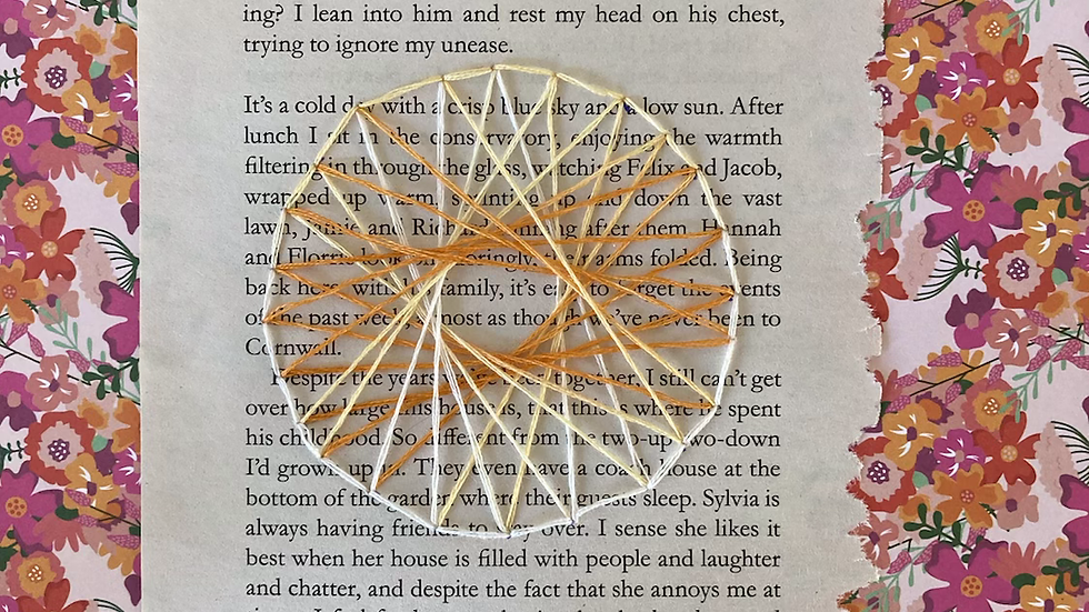 Circle | Paper Embroidery