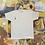 Thumbnail: King of Hearts | White Embroidery T-Shirt