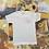 Thumbnail: You Go Girl | White Hand Embroidered T-Shirt