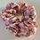 Thumbnail: Pink Teddy Bear   Hair Scrunchie