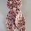 Thumbnail: Pink Teddy Bear | Bunny Ear Hair Scrunchie