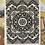 Thumbnail: Mandal Colouring   Cross Stitch Pattern