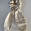 Thumbnail: Off-White Stars   Bunny Ear Scrunchie