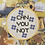 Thumbnail: Can You Not   Cross Stitch Hoop