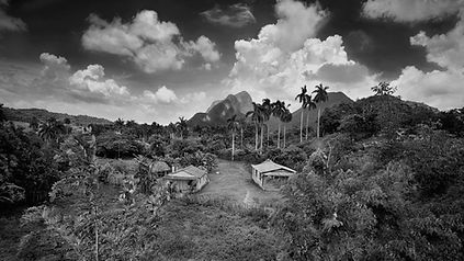Cuba Clyde Butcher black and white