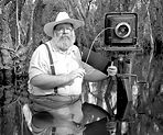 Clyde Butcher photographs in Florida Swamps
