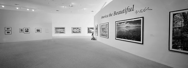 America the Beautiful in Gallery by Clyde Butcher