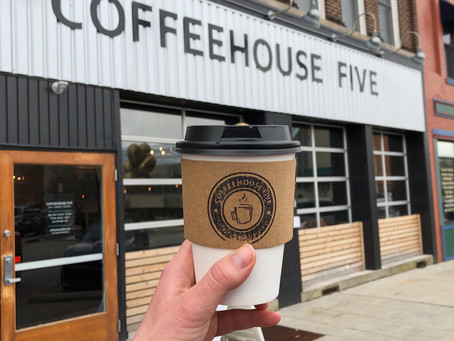 Coffeehouse Five: A For-Benefit Coffeehouse