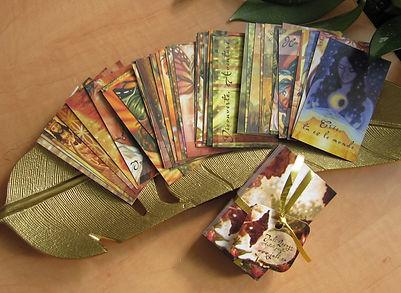 jeux de cartes symboliques