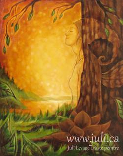 esprit de l'arbre 24x30