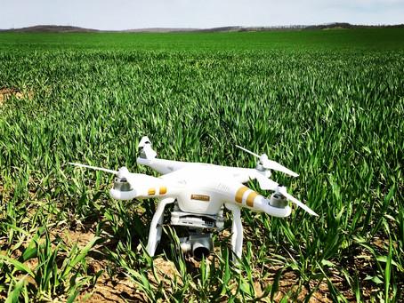 Drónok a mezőgazdaságban