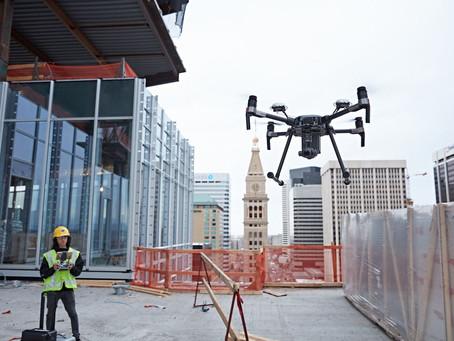 Az építőiparban terjednek legjobban a drónok
