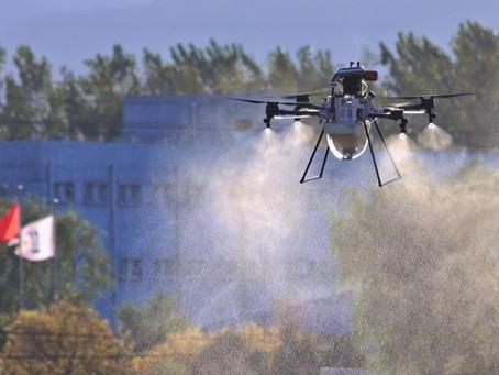 Láttuk az ipari drónok jövőjét! Kínában járt a Clue Drone.