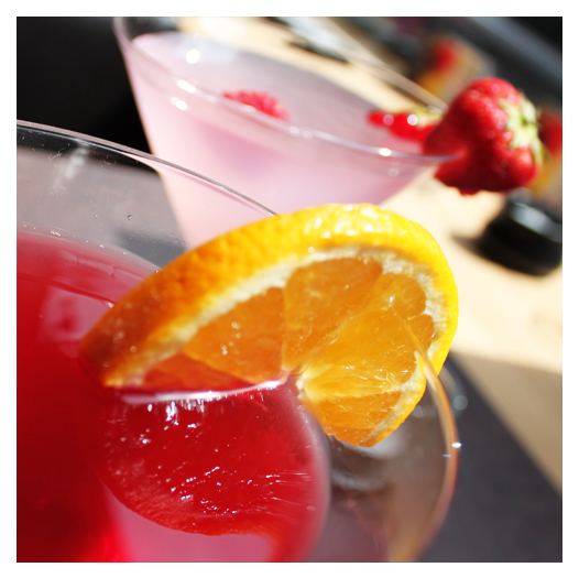 Nos cocktails exclusifs !
