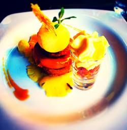 Les plats maison de Mademoiselle