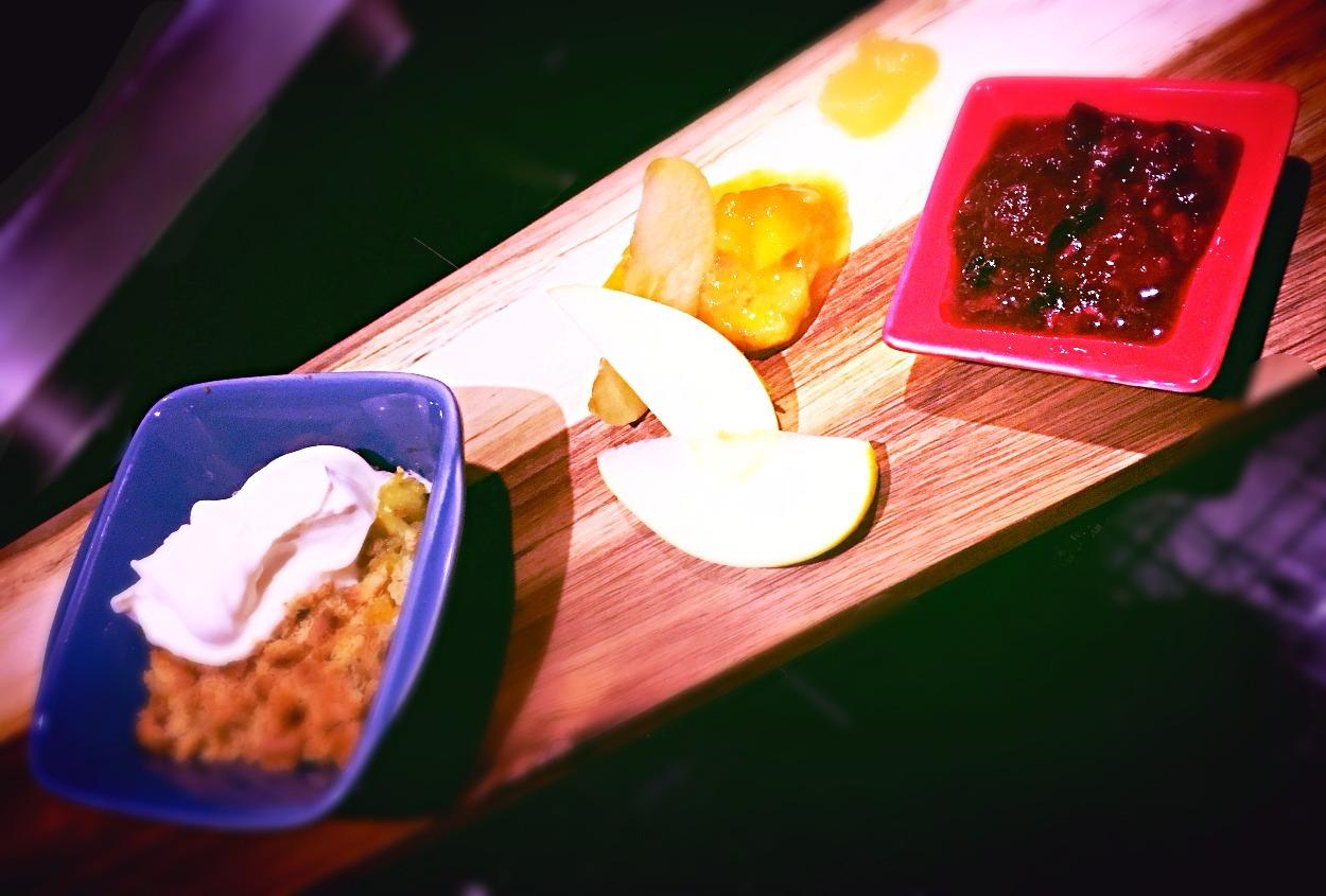 Les desserts maison de Mademoiselle