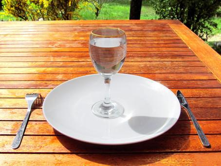 Et si on s'arrêtait de manger ? Le jeûne.