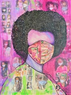 Another Damn Mask, Sandra Davis