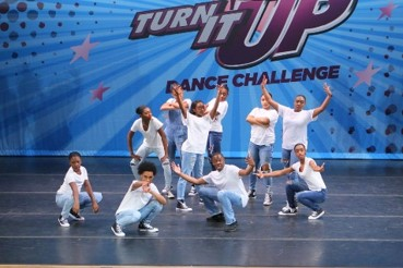 turn it up dance challenge