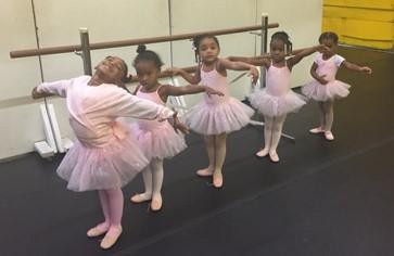 ballet for young children long islan
