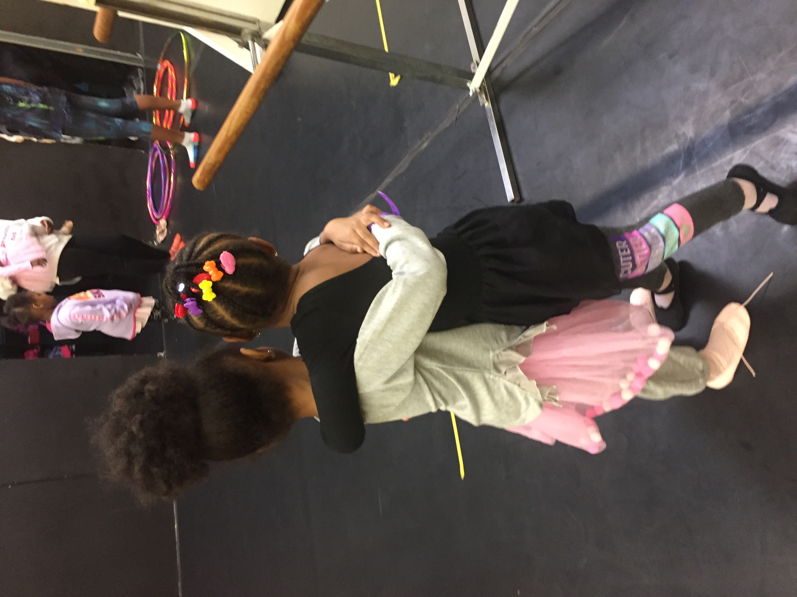 dance classes for young kids