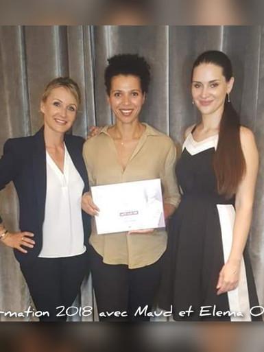 Formation 2018 avec Maud et Elene Onike