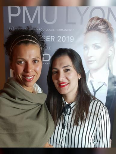 PMU 2019 avec Maria Fernandes Romero