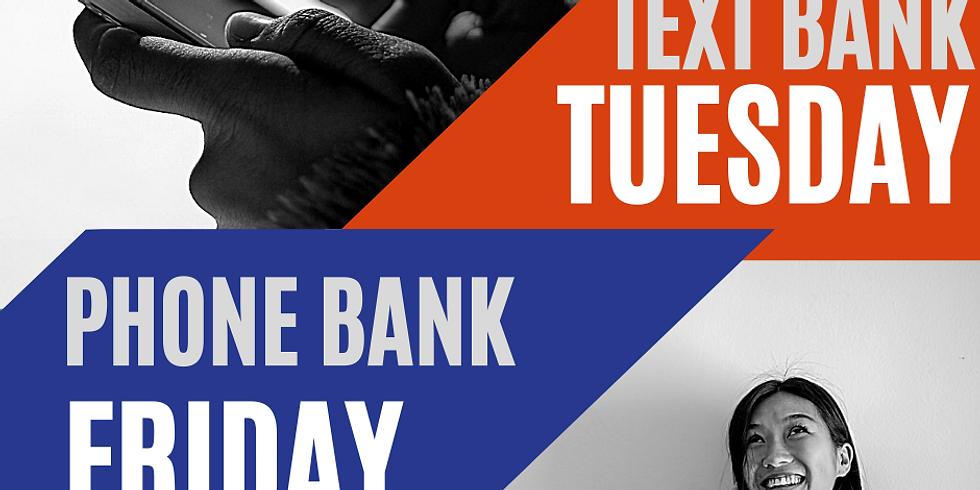Phone Bank Friday