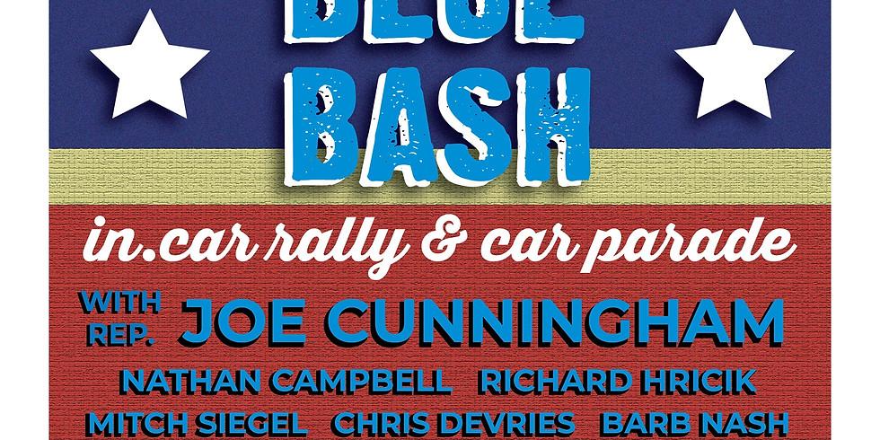 Blue Bash Rally and Car Parade