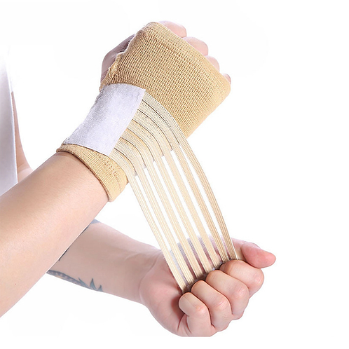 Elastic wristband bracket - ideal for sprains, injuries or sports