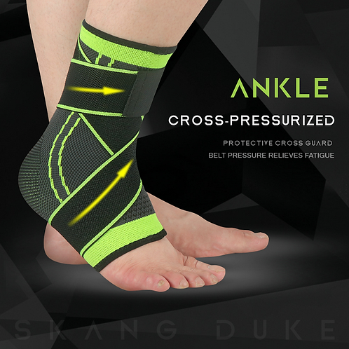 Knitted Nylon Ankle Protector
