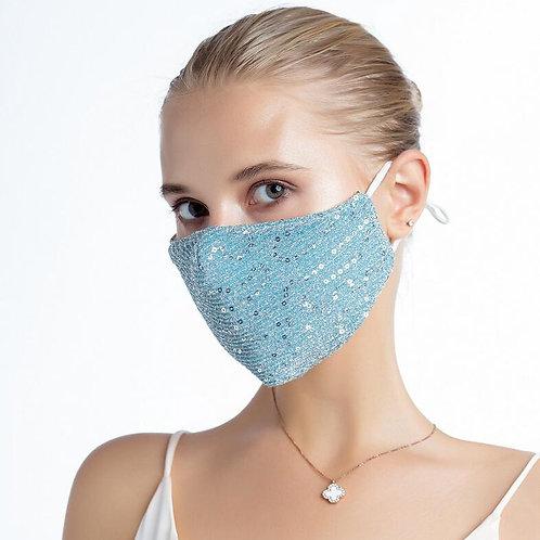 Bright Silk Personality Mask