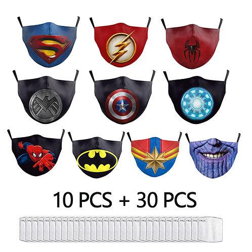 Superhero mask For Children
