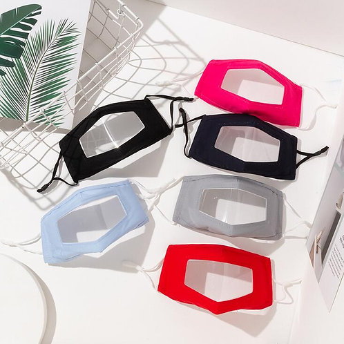 3D Solid Color Perspective Mask
