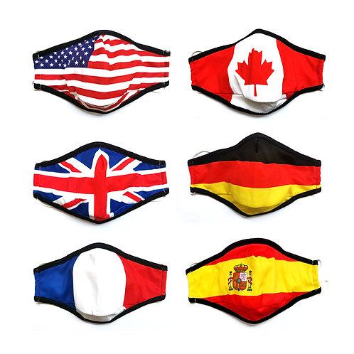 National Flag Mask