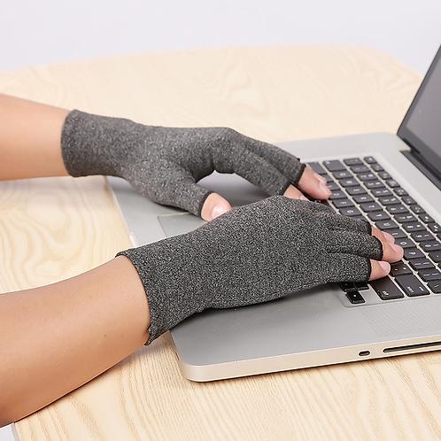 Pressure Half Finger Gloves