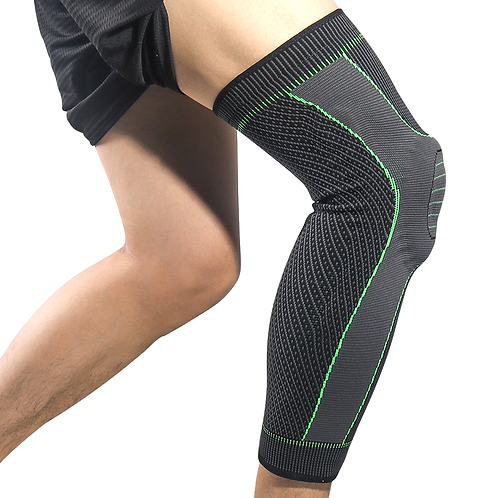 Lengthened Silicone Knee Pads
