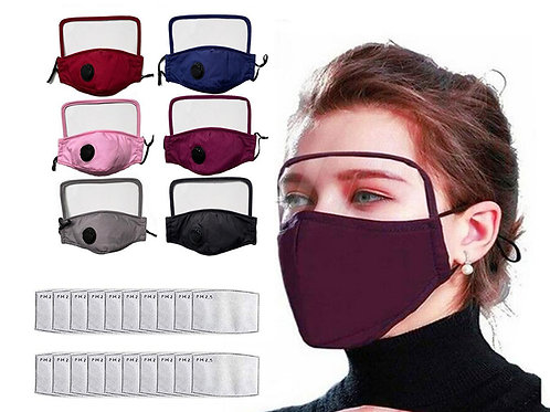 Integrated Breathing Mask