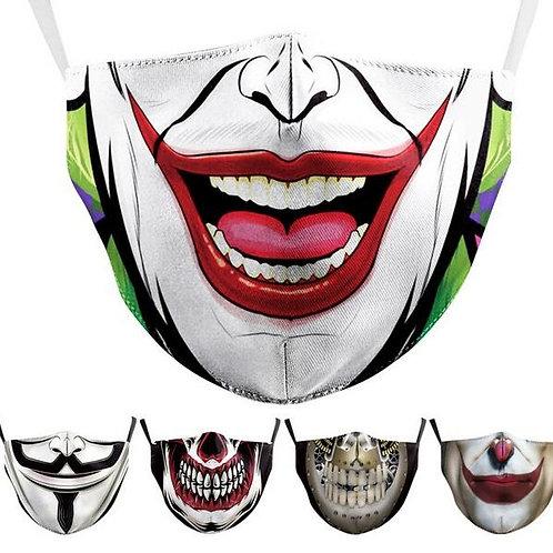 Fierce mask