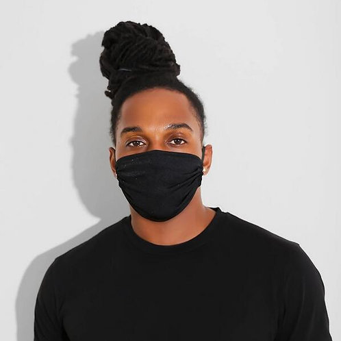Fashion Black Wash Mask