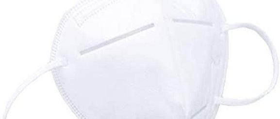 10PCS Masques anti-poussière KN95