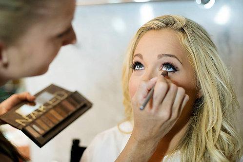 Pageant Makeup Lesson