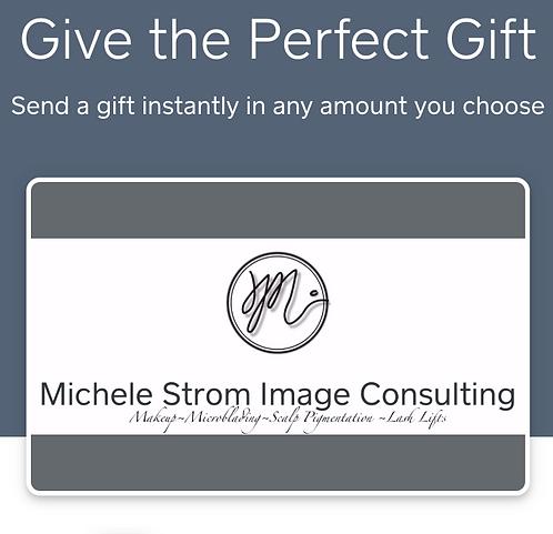 Microblading E-gift Card