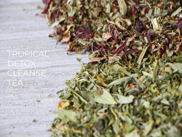 15 Days Tropical Detox Cleanse Tea