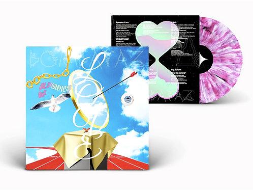 Olympics of Love Marbled Vinyl