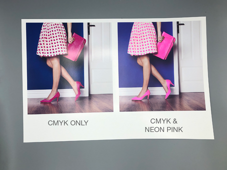 Start a whole new conversation with Neon Pink
