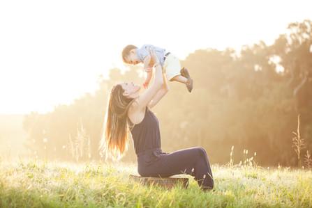 Asheville Motherhood Photographer